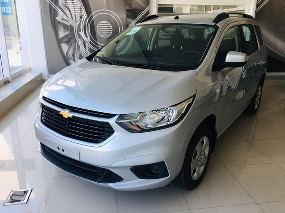 Nueva Chevrolet Spin 1.8 Lt 5as 105cv 0km (mc) 2