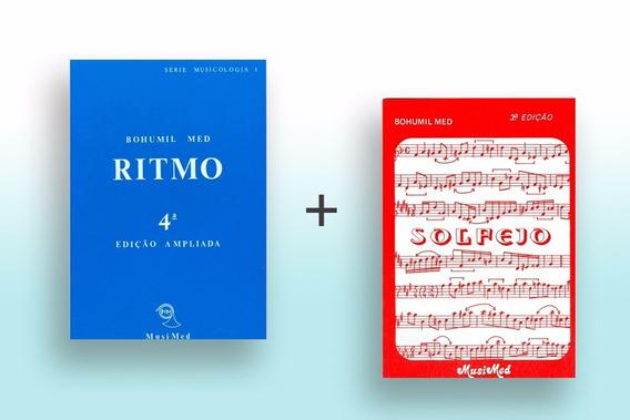 Ritmo + Solfejo Bohumil Med Editora Musimed