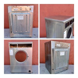 Carcaça Inox Usada Lavadora Ge Tf0528l 5 Kg Não Envio
