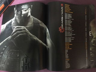 Gears Of War 3 Xbox 360 Guia De Juego En Ingles Signature S
