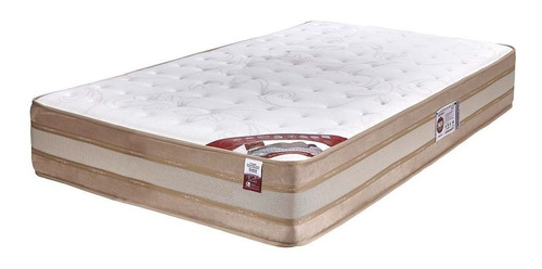 Colchon Ortopedico Resorte Pocket Extra Firme Pillow 2pl