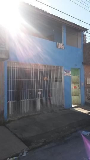 Casa Para Locação Em Suzano, Jardim Varan, 1 Dormitório, 1 Banheiro - 688