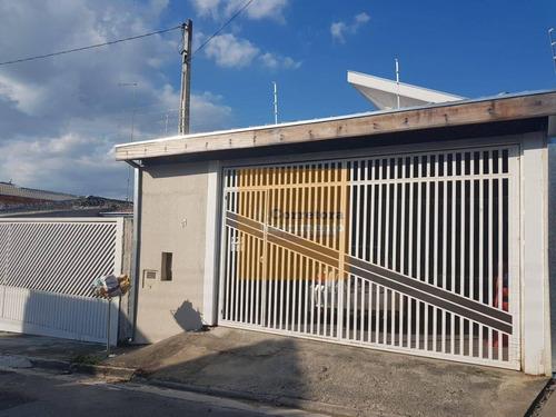 Casa Com 3 Dormitórios À Venda, 155 M² Por R$ 430.000,00 - Villa Branca - Jacareí/sp - Ca1159