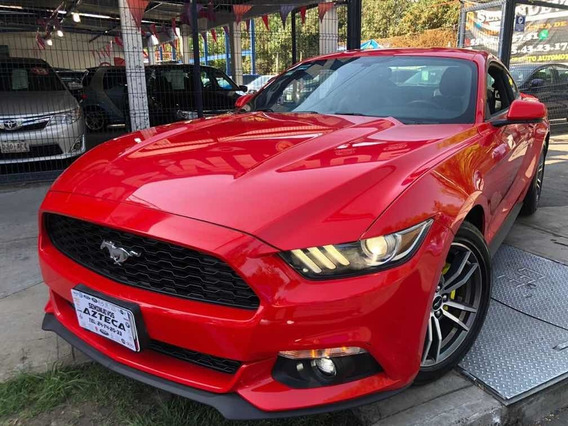 Ford Mustang 2016 2.3 Ecoboost Mt