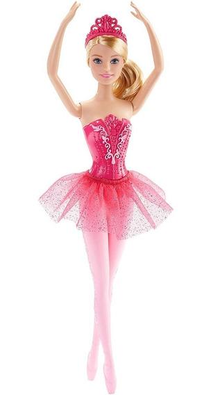 Barbie Bailarina Balé Dançarina Ballet Loira - Mattel