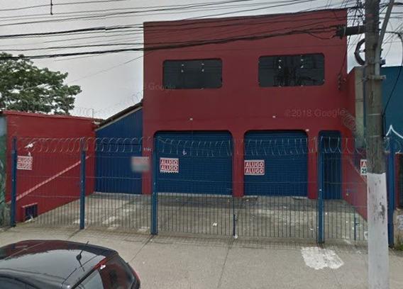 Comercial Para Aluguel, 0 Dormitórios, Parque Paineiras - São Paulo - 1323
