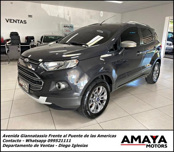 Ford Ecosport Freestyle 1.6 4x2 2014 !! Amaya Motors