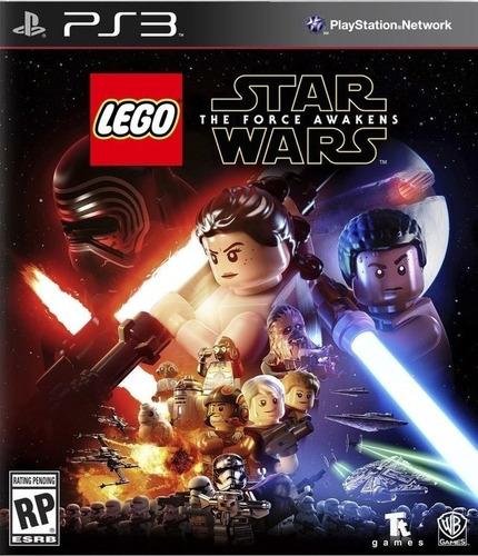 Lego Stars Wars Force Awakens Ps3 Original Juego