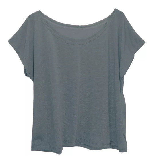 Kit 7 Blusas T-shirt Manga Japonesa Fitness Plus Size Lisas