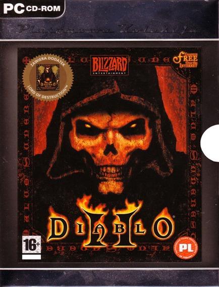 Diablo 2 Pc - 100% Original Blizzard Key (envio Já)