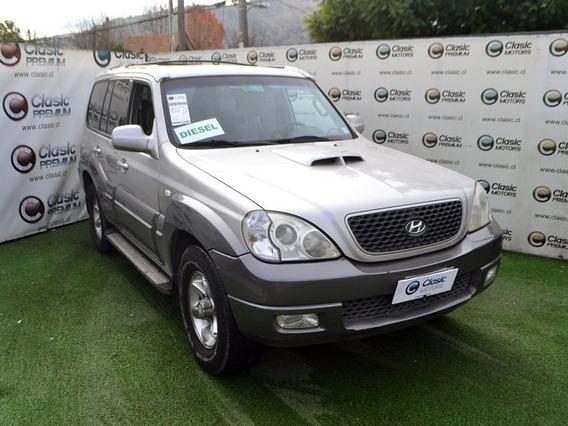 Hyundai Terracan Gl 4x4 2.9 Diesel 2007
