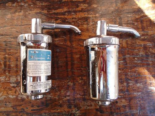 2 Copo  Filtro Universal  Abs Cr. Com Elemento Filtrante A