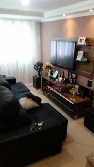 Sobrado Com 2 Dormitórios À Venda, 145 M² Por R$ 450.000 - Vila Santo Alberto - Santo André/sp - So1159