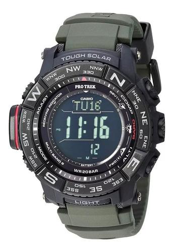 Relógio Masculino Casio Protrek Prw-3510y-8cr Importado Eua