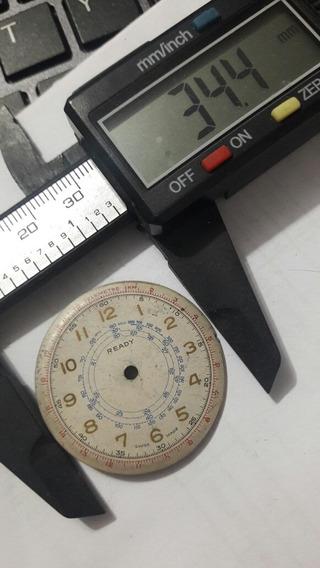 Chronograph Mostrador Colecao Promocao R$ 29.90