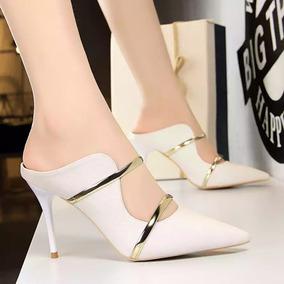 Sapato Feminino Salto Formaturas E Casamentos/frete Grátis