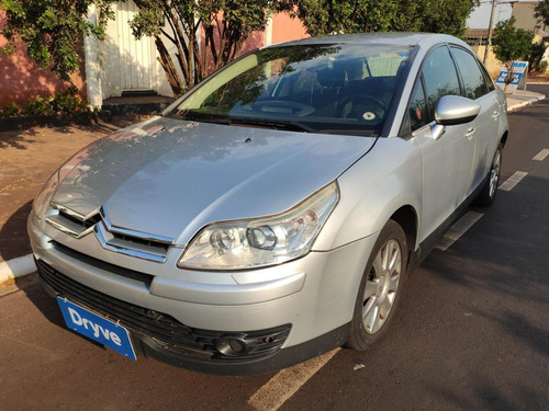 Citroen C4 Pallas Exclusive 2.0 16v Flex