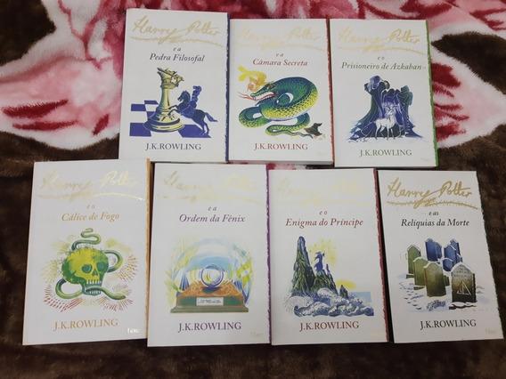Superpromoção Coleção Harry Potter Edição Limitada + Brinde