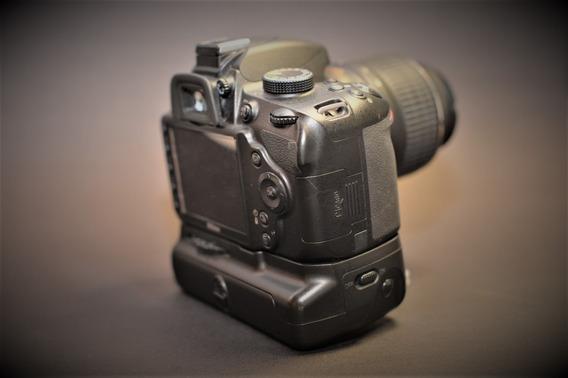 Câmera Nikon D3200 Superkit Superpromoção Lentes Acessórios