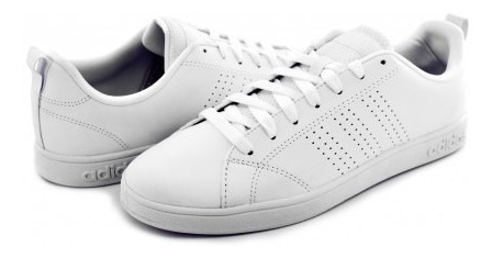 Tenis adidas B74685 Ftwwht/ftwwht/ftwwht Advantage Clean Vs