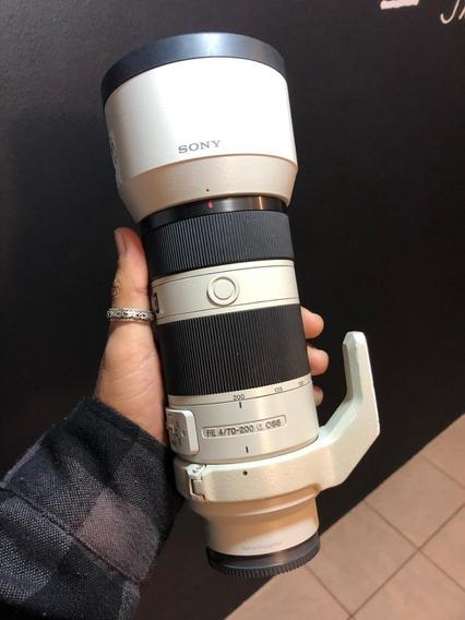 Lente 70 200 F4 Sony Fe