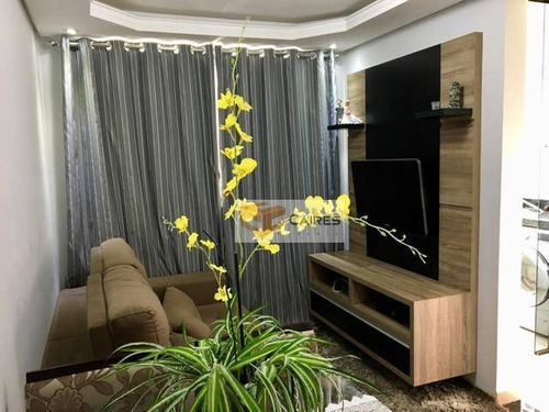 Imagem 1 de 20 de Apartamento Com 2 Dormitórios À Venda Por R$ 215.000,00 - Vila Carminha - Campinas/sp - Ap7808