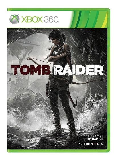 Tomb Raider 2013 - Xbox 360 - Usado - Original