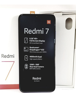 Xiaomi Redmi 7 32gb Somos Tienda Fisica 145