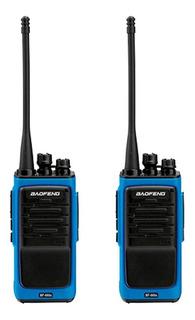 Walkie Talkie X 2 Radio Infantil Juguete Bateria Recargable