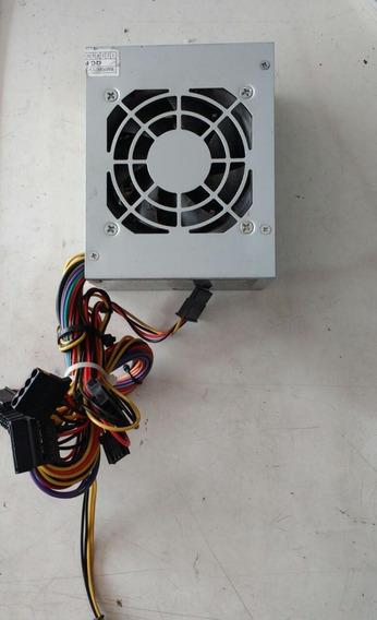 Fonte 200w Sfx 24p Mini Fn F200 F-new-sfx Testado Barulho