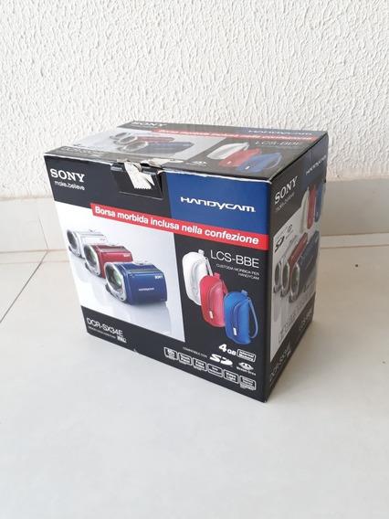 Filmadora Sony Handycam Dcr-sx34e