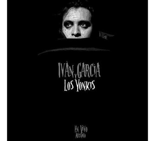 Imagen 1 de 1 de Disco  En Vivo  De Iván García Y Los Yonkis (físico)
