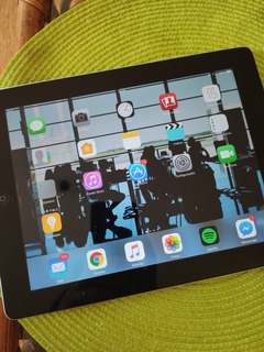 Vendo iPad 4 32gb 4g