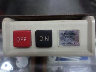 Interruptor On/of Para Maquinas De Coser Industriales
