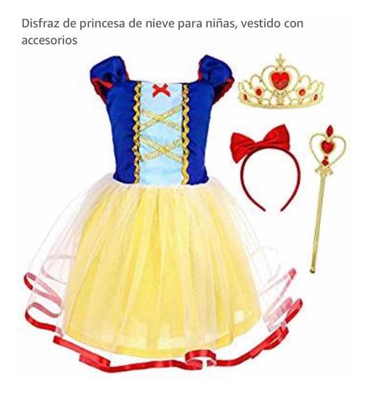 Disfraz De Blanca Nieves