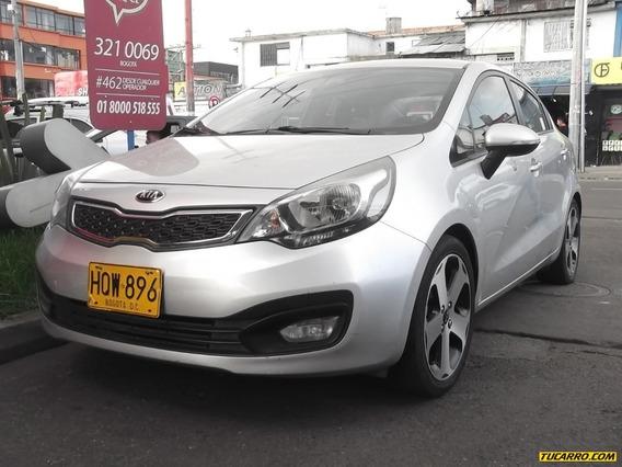 Kia Rio Ub Ex Sedan