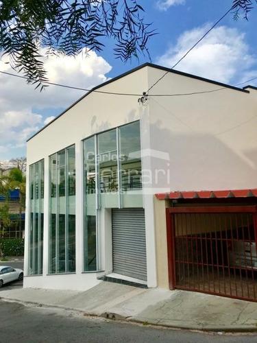 Prédio Novo  Comercial Na Avenida Leôncio De Magalhães - Cf23448