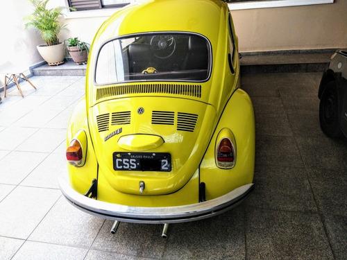 Imagem 1 de 8 de Volkswagen Fusca 1300