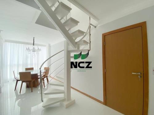Imagem 1 de 30 de Apartamento Com 2 Dormitórios À Venda, 136 M² Por R$ 750.000,00 - Stella Maris - Salvador/ba - Ap2933