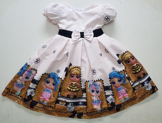 Vestido Lol Surprise Manga Princesa