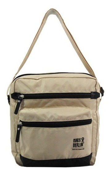 Bolso Cartera Mark Berlin Original Urbano Lisos Mb-463