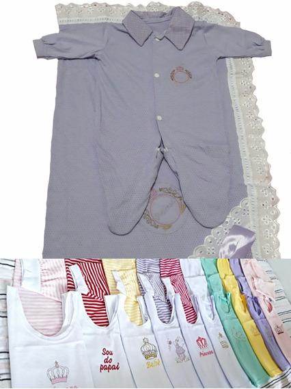 Kit 10 Mijões +saída Maternidade,total 22 Peças