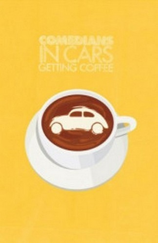 Serie Comedians In Cars Getting Coffee