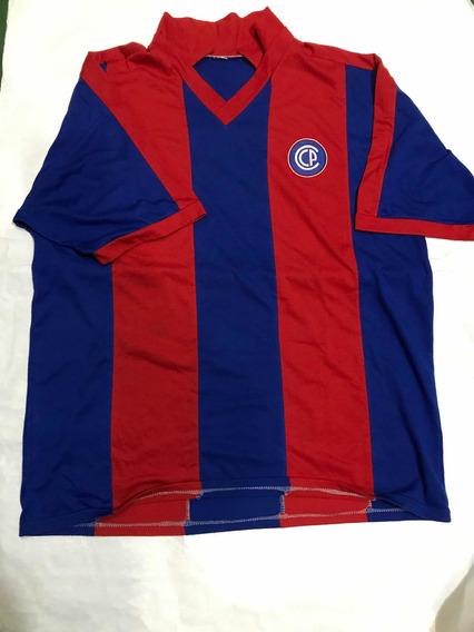 Camiseta De Cerro Porteño De Paraguay