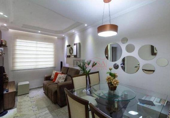 Apartamento Com 2 Dormitórios À Venda, 48 M² Por R$ 270.000 - Vila Matilde - São Paulo/sp - Ap4984