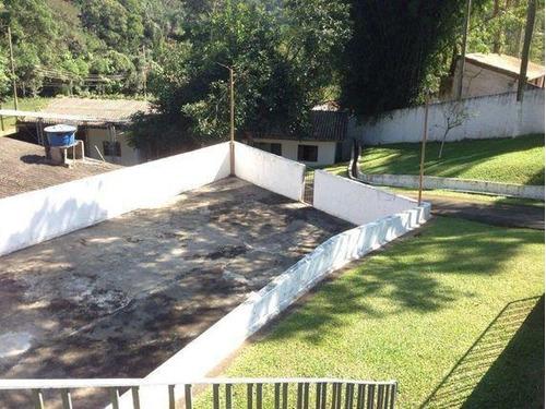 Chácara Para Locação Em Itapecerica Da Serra, Embu Mirim, 3 Dormitórios, 1 Suíte, 1 Banheiro, 5 Vagas - 273_2-1172093