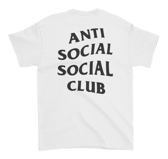 Playera Anti Social Social Club