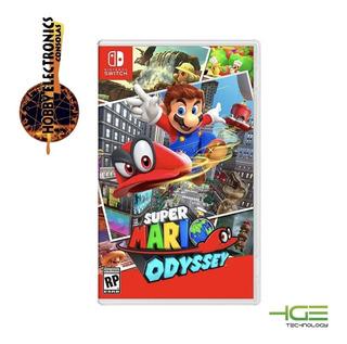 Super Mario Odyssey Nintendo Switch/sellado