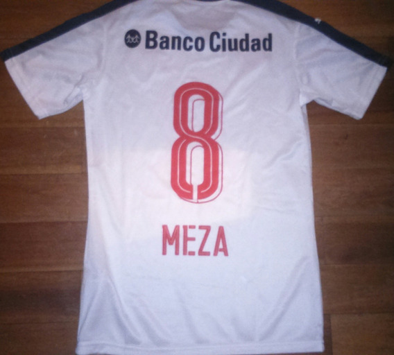 Camiseta Independiente Puma Oficial Alterna #8 Maxi Meza