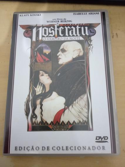 Dvd Nosferatu Edição Da Versátil Raríssimo
